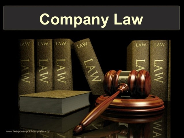 Company Act 1956 and 2013