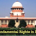Can a person waive any of the Fundamental Rights?