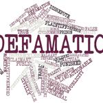 Defamation under Criminal Law, Section 499 of IPC