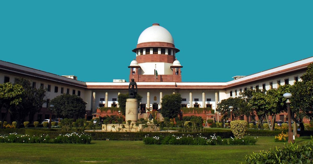 Supreme Court on Court Martial can't tried by junior rank