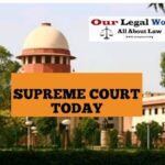 IMPORTANT JUDGMENT SUPREME COURT OF INDIA, 1 FEB 2019