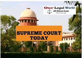 Important Judgments Supreme Court