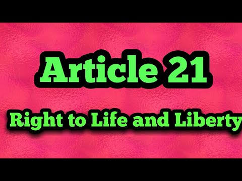 Duty Of Court To Protect Personal Liberty