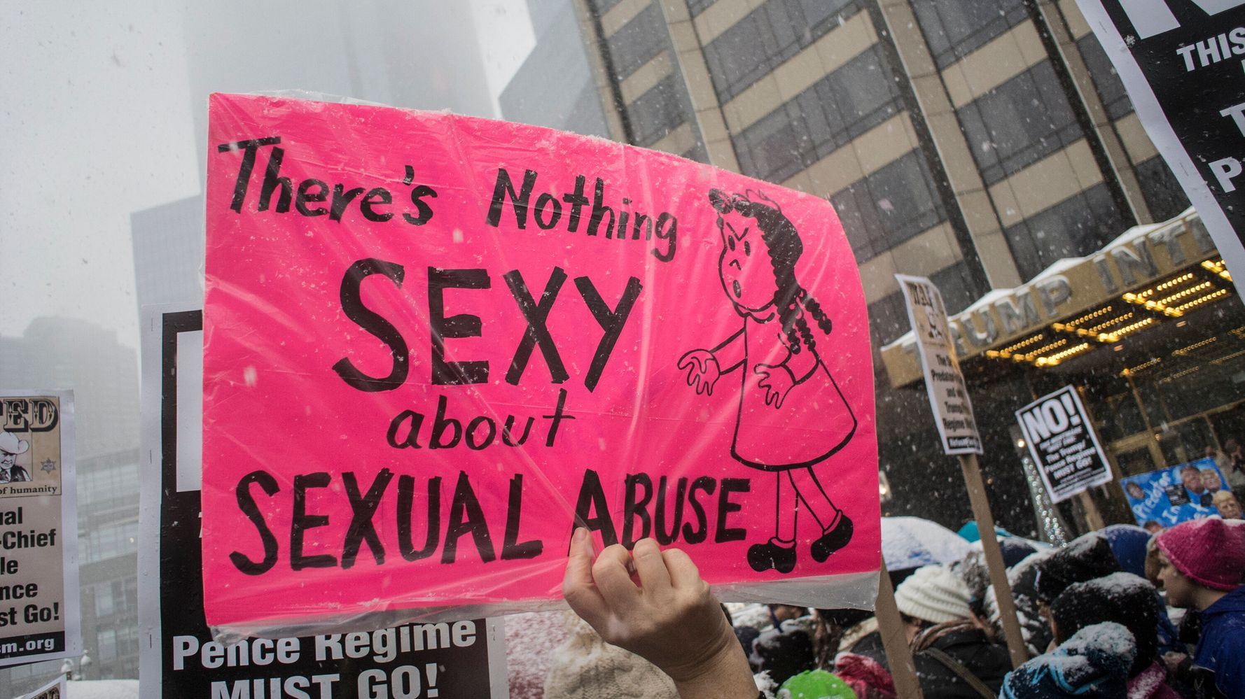 Legislation on Workplace sexual harassment sign by New York governor