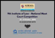 ILNU Media Partner Moot Court