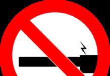 Prohibition on e-cigarette