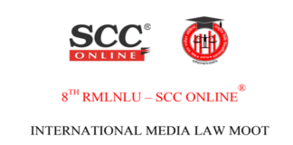 RMLNLU SCC Moot Court 2019