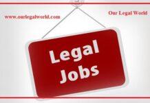 Legal Vacancies in Court