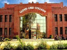 Parliamentary Debate Lloyad Law College 2020