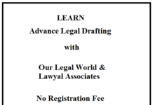 Free Legal Drafting Course Module