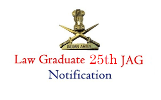 Law Officer Vacancy at Indian Army JAG 2020