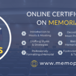 Online Certificate Course on Memorial Making (by Memo Pundits) – Enroll Now!!!