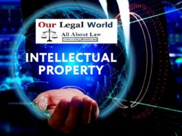 Intellectual Property- Legal Analysis- Introduction, Definition, Nature and Scope, Kinds of IP, Conclusion, IPR Blog, Law Notes