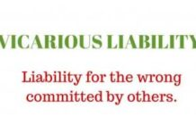 VICARIOUS LIABILITY: CONCEPT : Our Legal World Principal-Agent