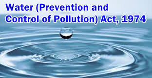 Water (Prevention and Control of Pollution) Act, 1974