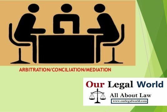 Arbitration law in India- Overview