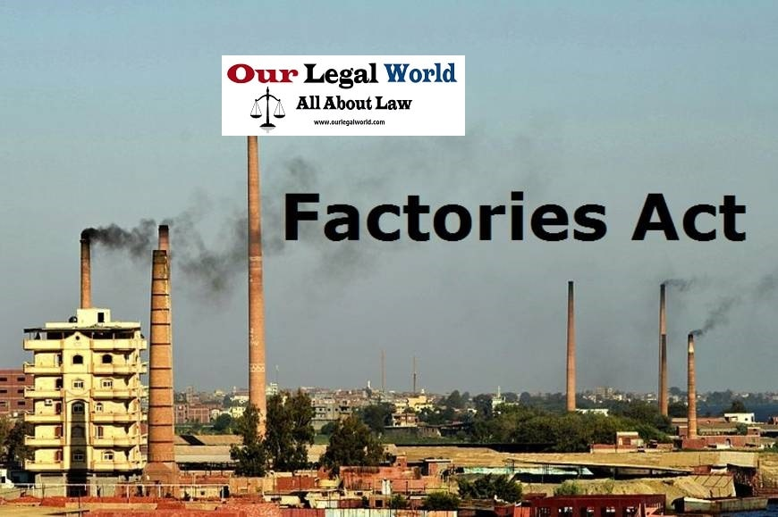 Health and Safety provisions under Factories Act,1948