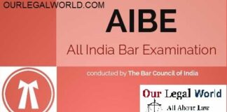 AIBE Exam |Exam Pattern, Previous Year Papers – All you need to know