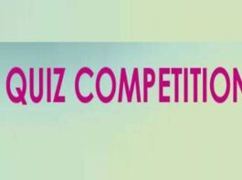 NATIONAL LAW QUIZ COMPETITION (ONLINE):14th June