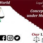 Waqf under Muslim Law- Analysis