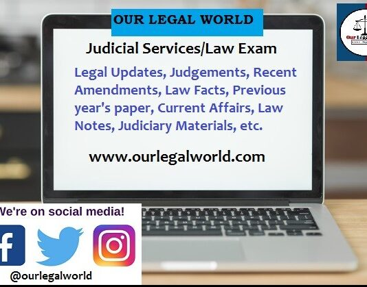 Judiciary Notes- Printed Notes, Handwritten for Judicial Services, and IAS, law notes, Book,