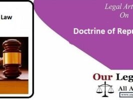 Doctrine of Repugnancy, Article 254 of the Indian Constitution