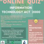 Cyberlly National Quiz on IT Law: [No Fee]:- Registration Open