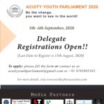 World Cyber Security Forum's E-Youth Parliament 2020: Register Now