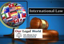 COMPOSITION & JURISDICTIONS OF ICJ