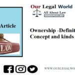 Ownership -Definition, Concept and kinds