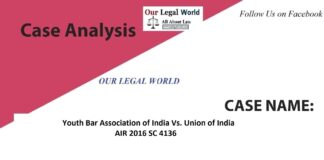 Youth Bar Association of India Vs. Union of India, 2016 Guidelines on FIR