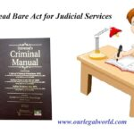 How To Read Bare Act for Judicial Services
