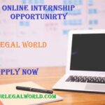 Online Law Internship Opportunity at Our Legal World: Apply Now